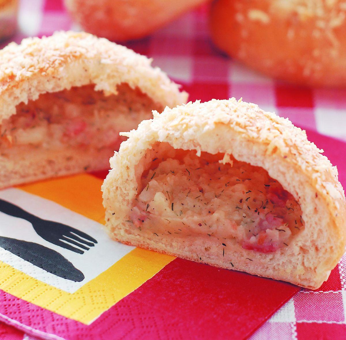 食譜:義大利薯泥堡