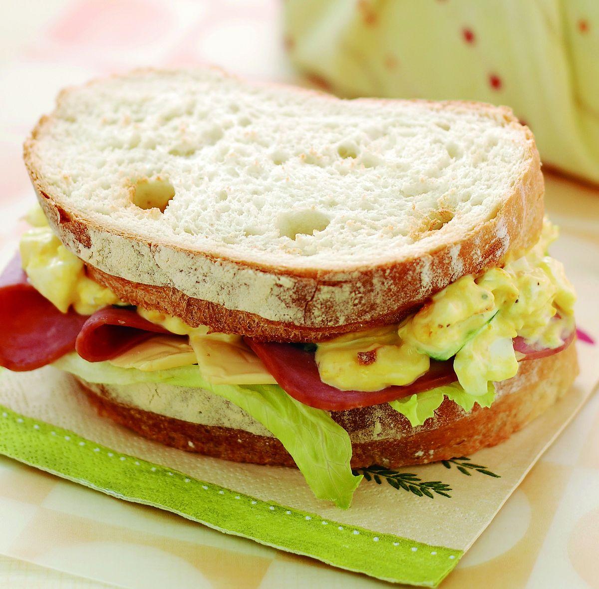 食譜:潛水艇三明治
