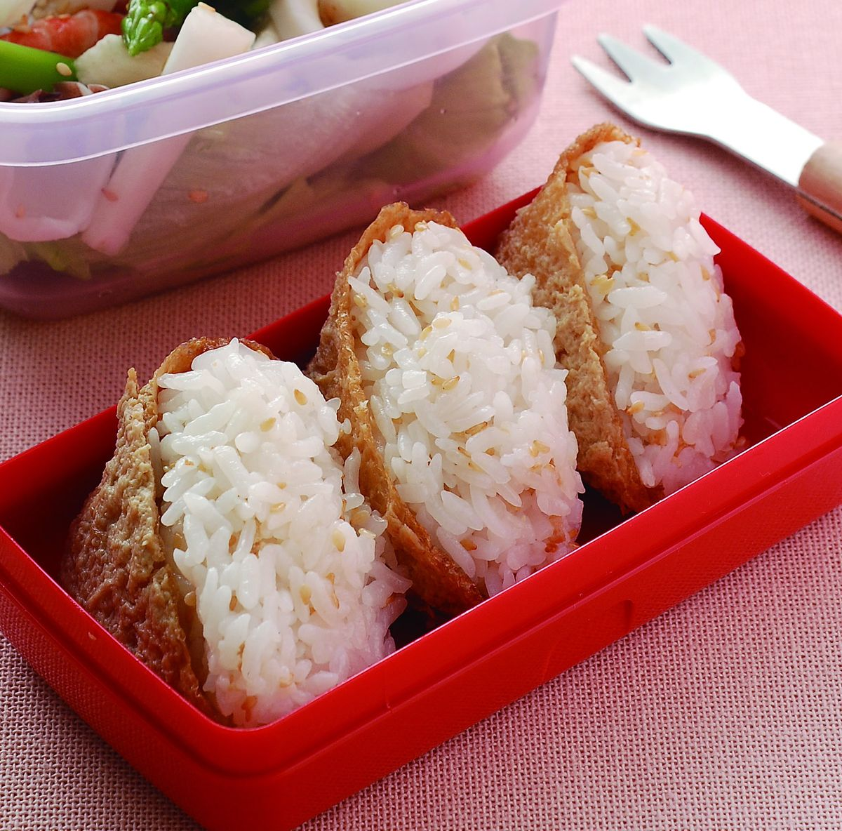 食譜:豆皮壽司(1)
