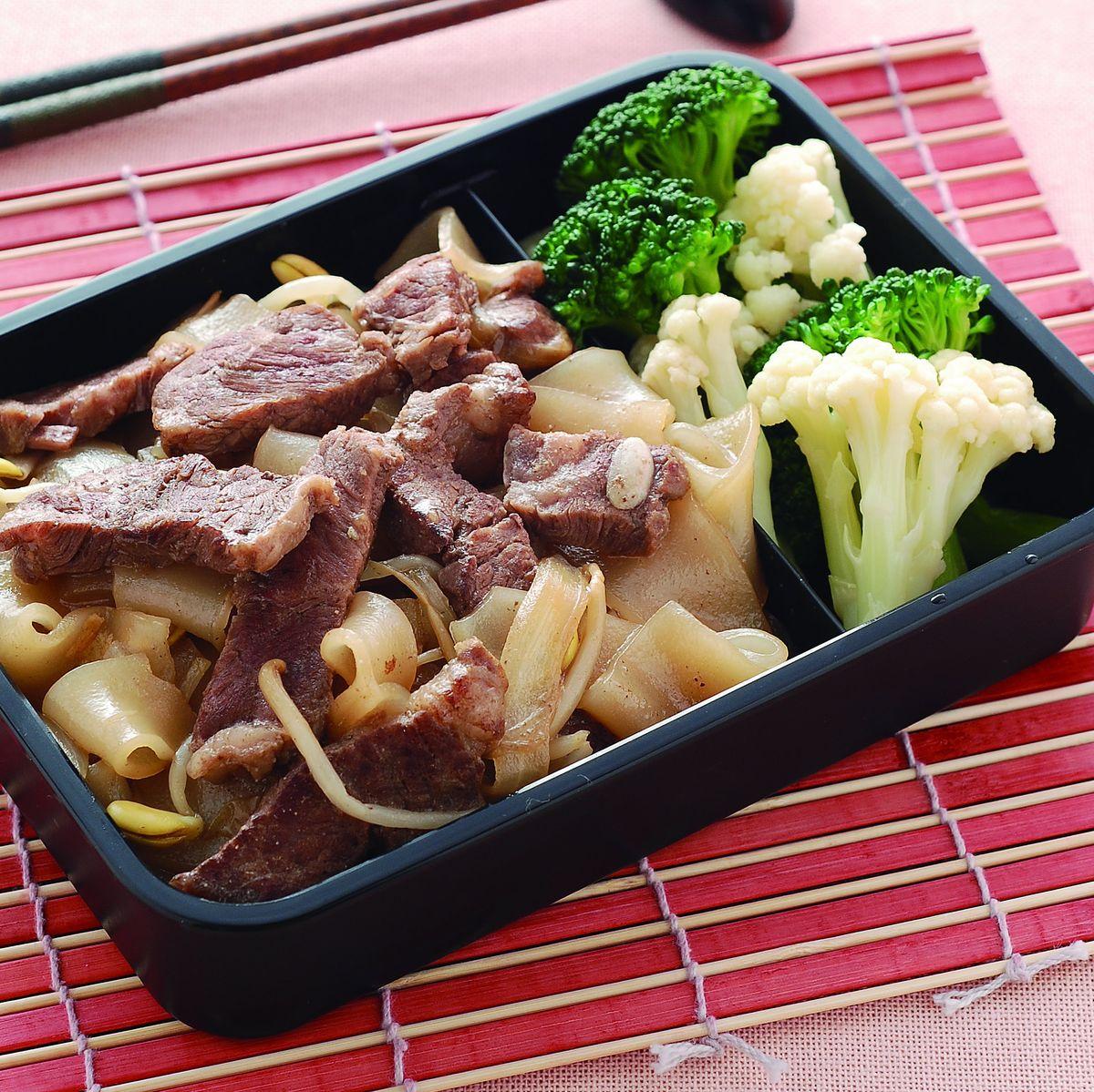 食譜:洋蔥炒牛肉河粉
