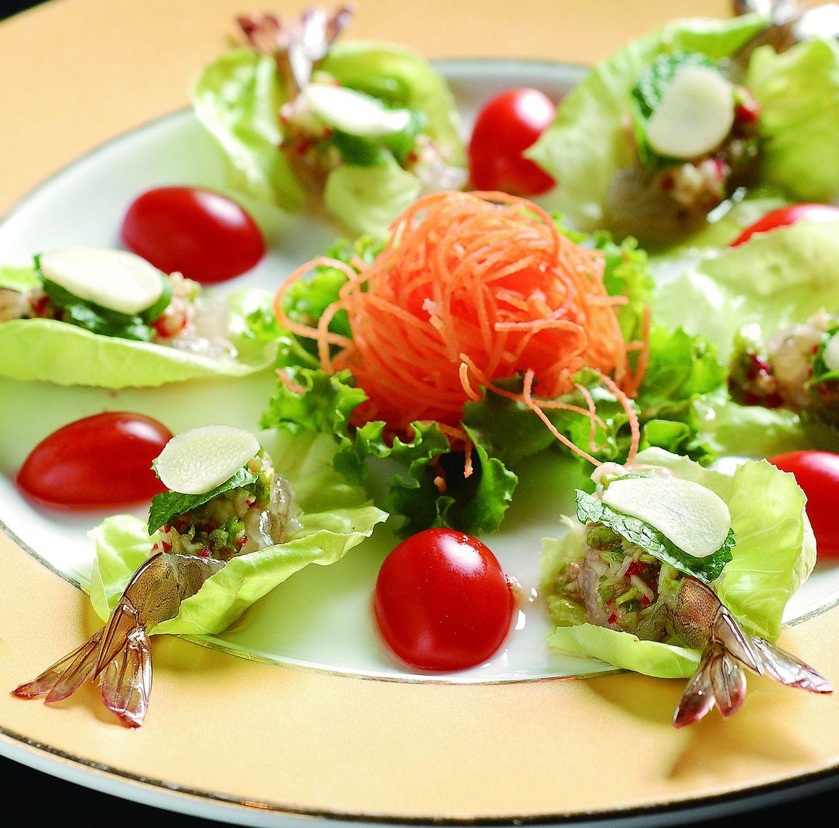 食譜:酸辣生蝦(1)
