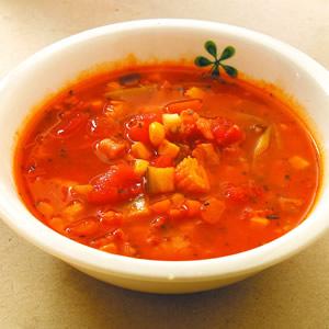 義式蕃茄湯