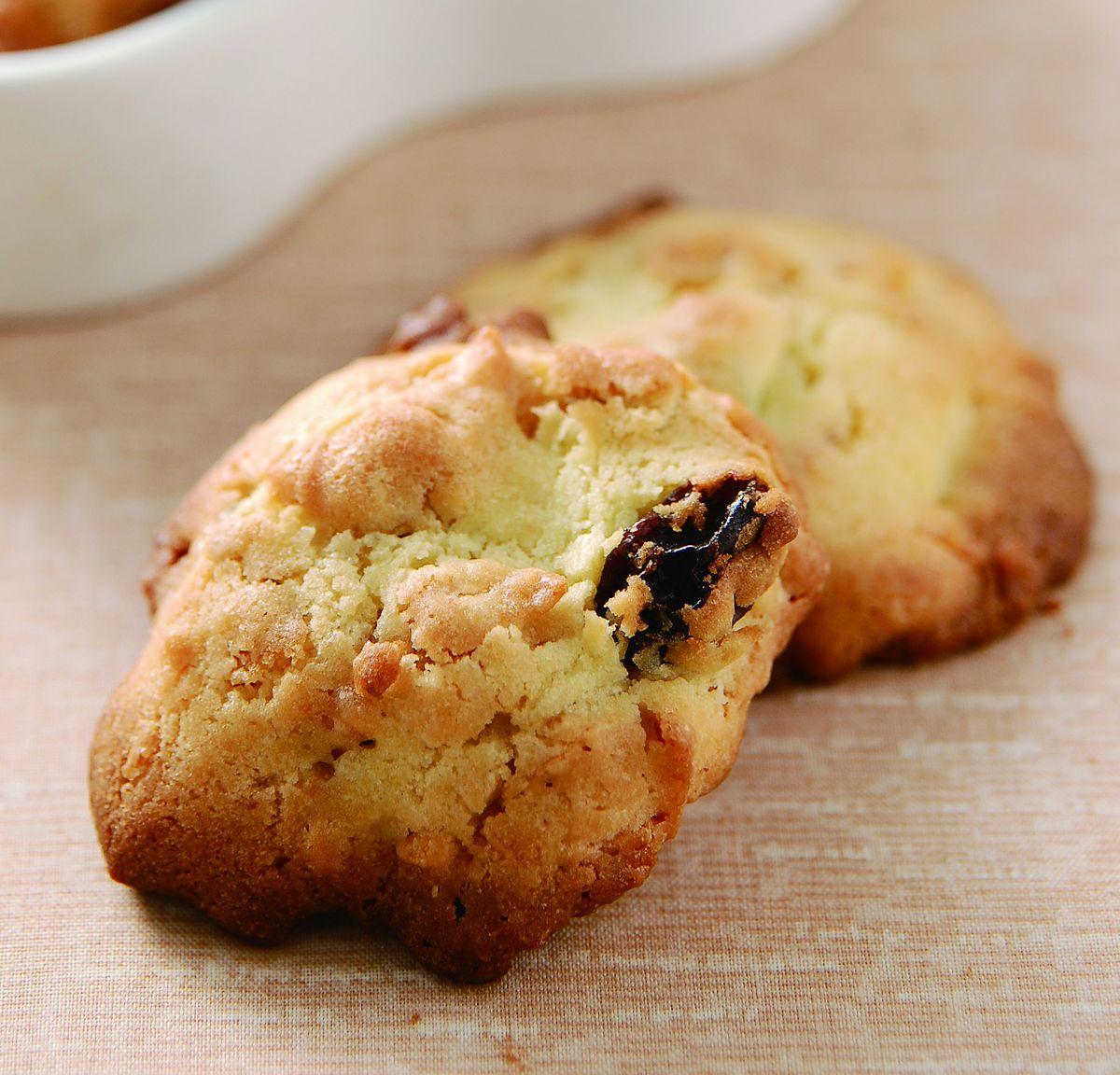 食譜:玉米脆片餅乾