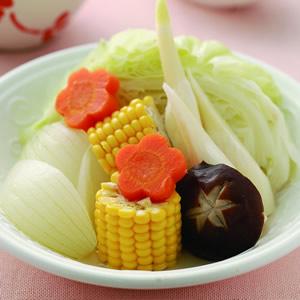清蒸時蔬(1)