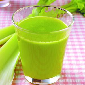 鳳梨芹菜汁
