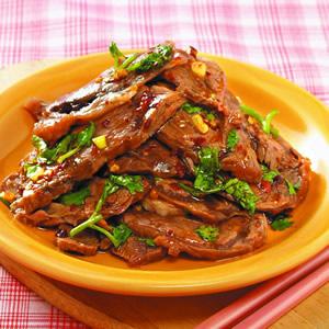麻辣牛肉(2)