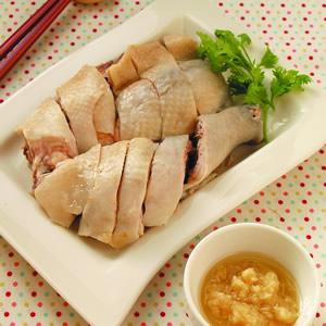 冰皮沙薑雞