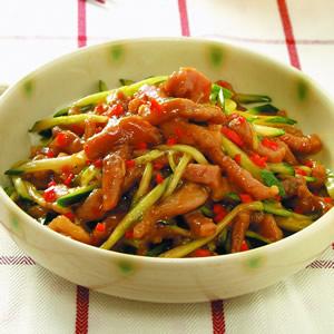 魚香肉絲(3)
