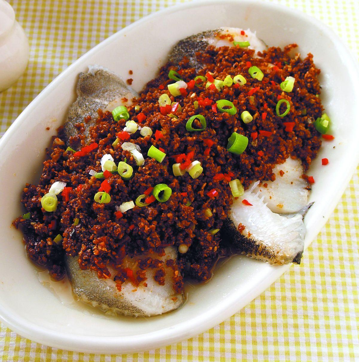 食譜:豆酥鱈魚(17)