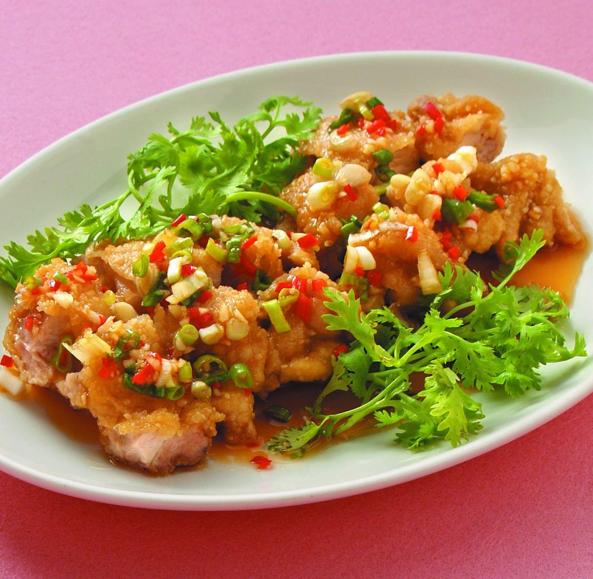 食譜:椒麻雞(11)