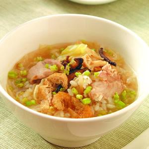 香菇肉粥(1)