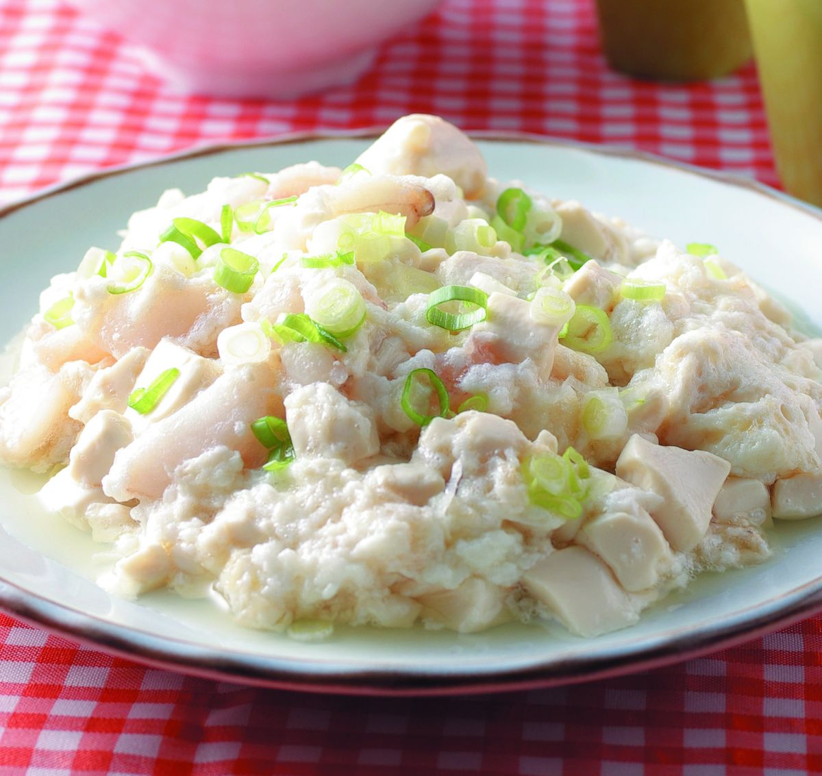 食譜:雪花豆腐(1)