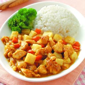 咖哩雞肉燴飯