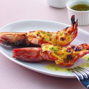 芥末焗烤明蝦