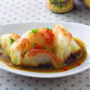 咖哩焗烤山藥(1)