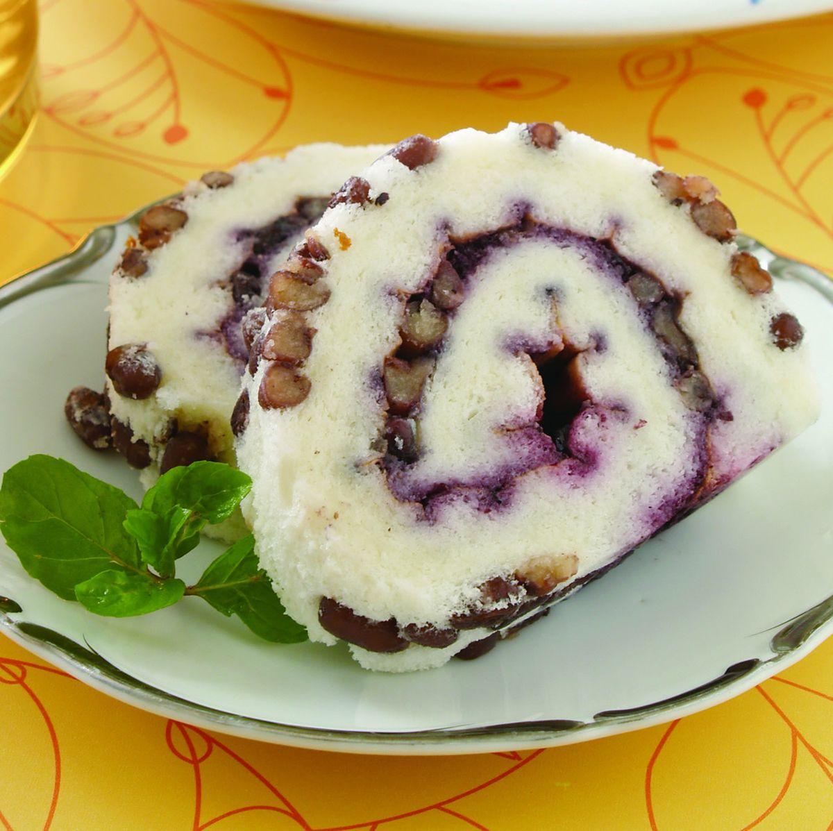 食譜:紅豆天使蛋糕(5)