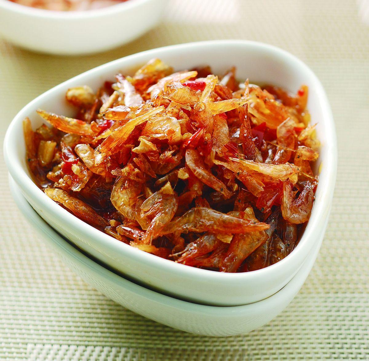 食譜:櫻花蝦醬