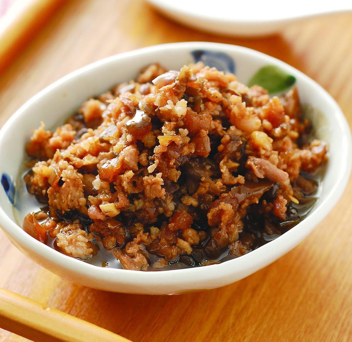 食譜:瓜仔肉醬