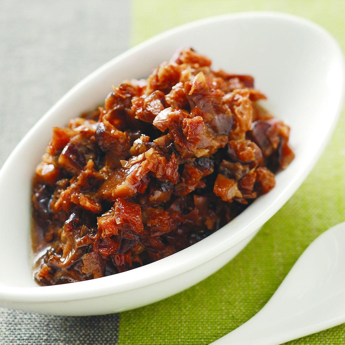 食譜:香菇素肉醬