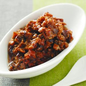 香菇素肉醬