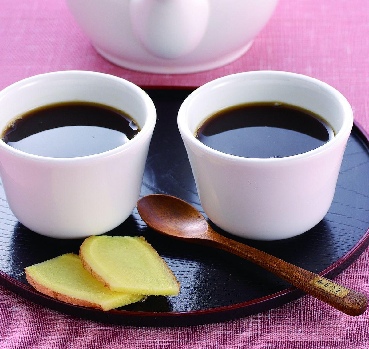 食譜:薑母茶(1)