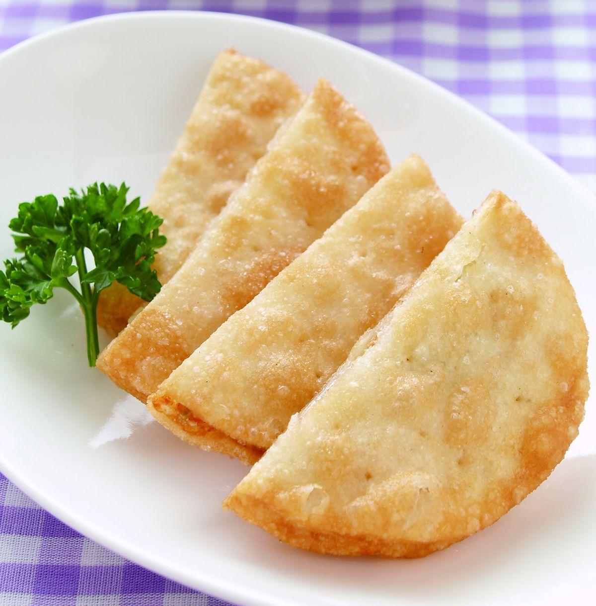 食譜:炸蝦餅(1)