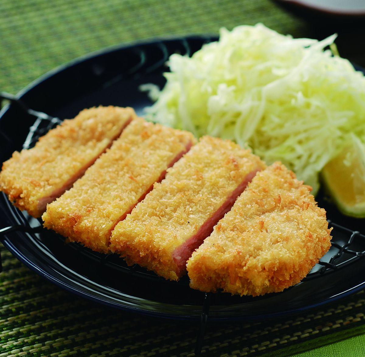 食譜:日式炸豬排(10)
