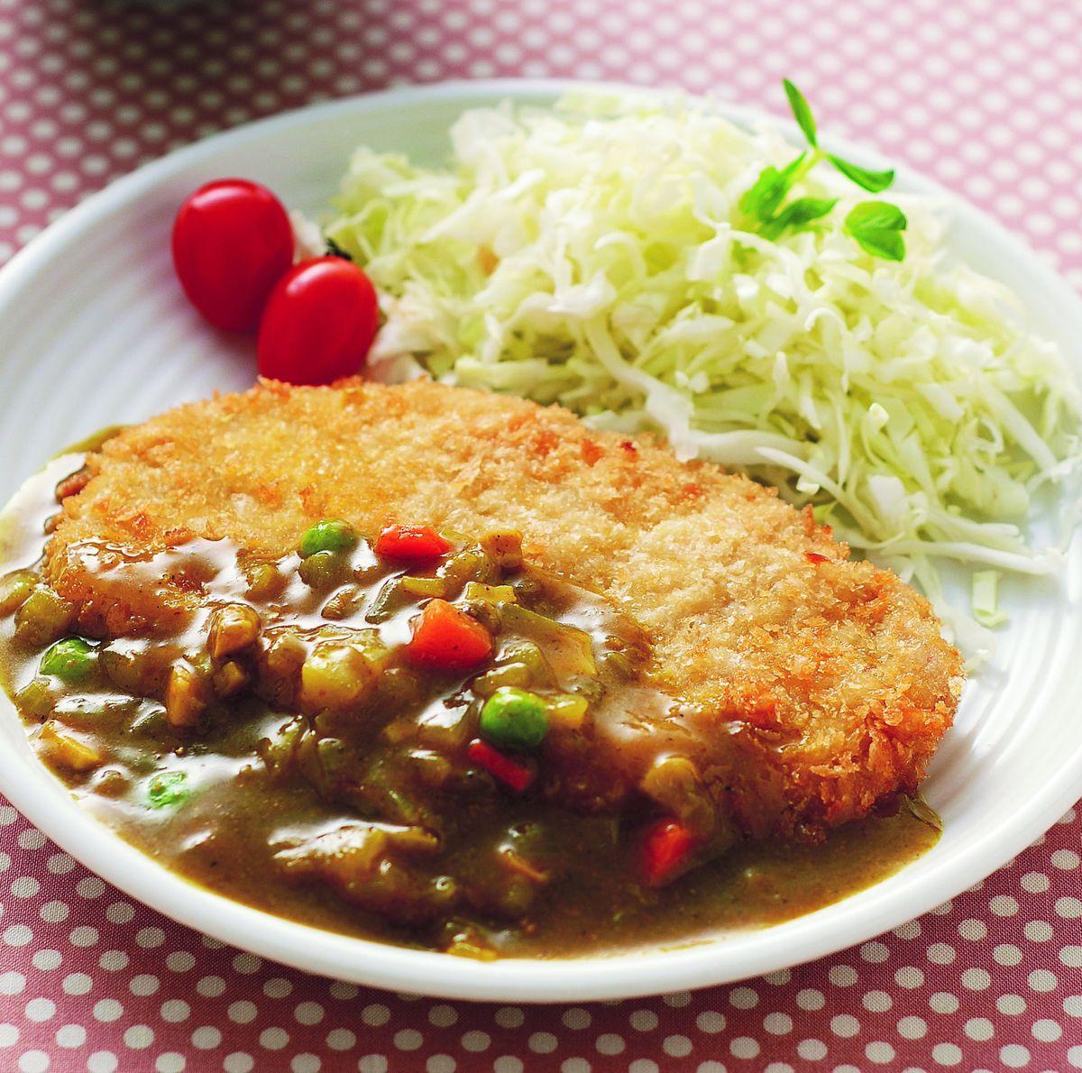 食譜:咖哩豬排(1)