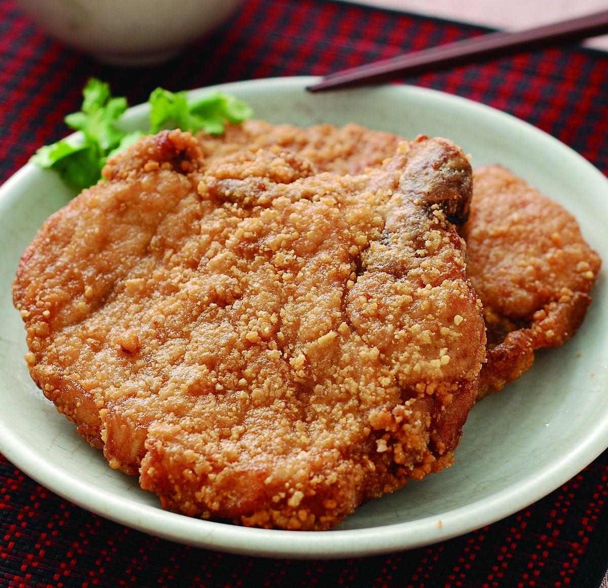 食譜:台式炸豬排(2)
