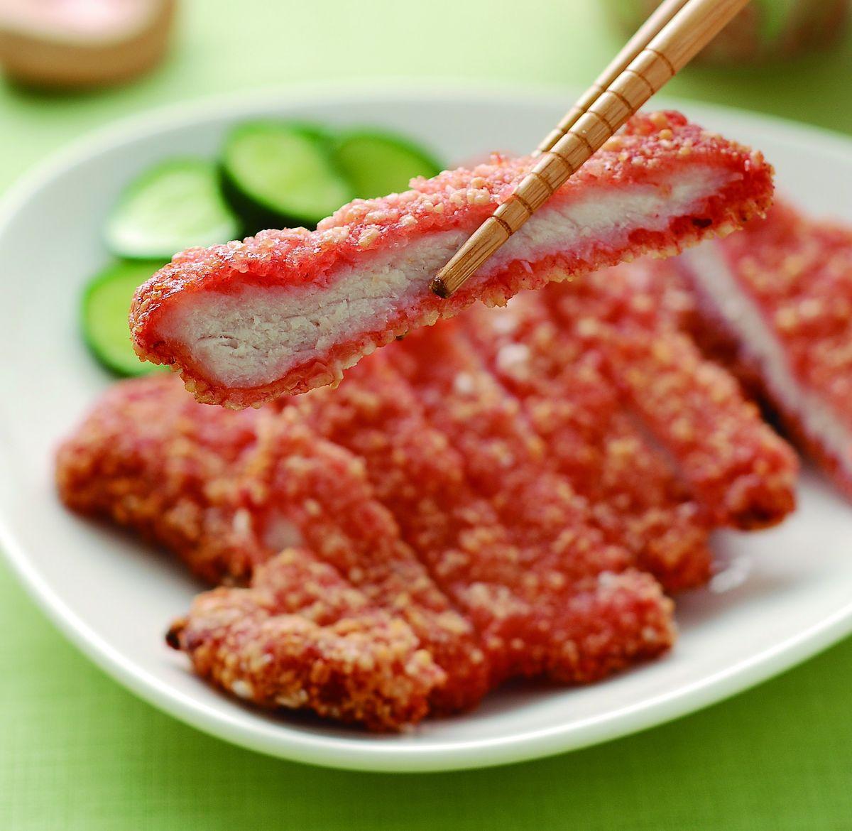 食譜:紅糟豬排