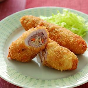 洋蔥鮪魚豬排