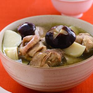 香菇雞湯(5)