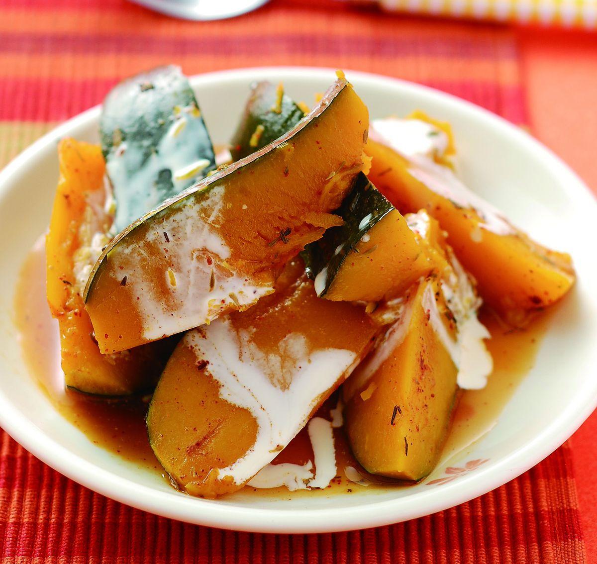 食譜:匈牙利燉南瓜
