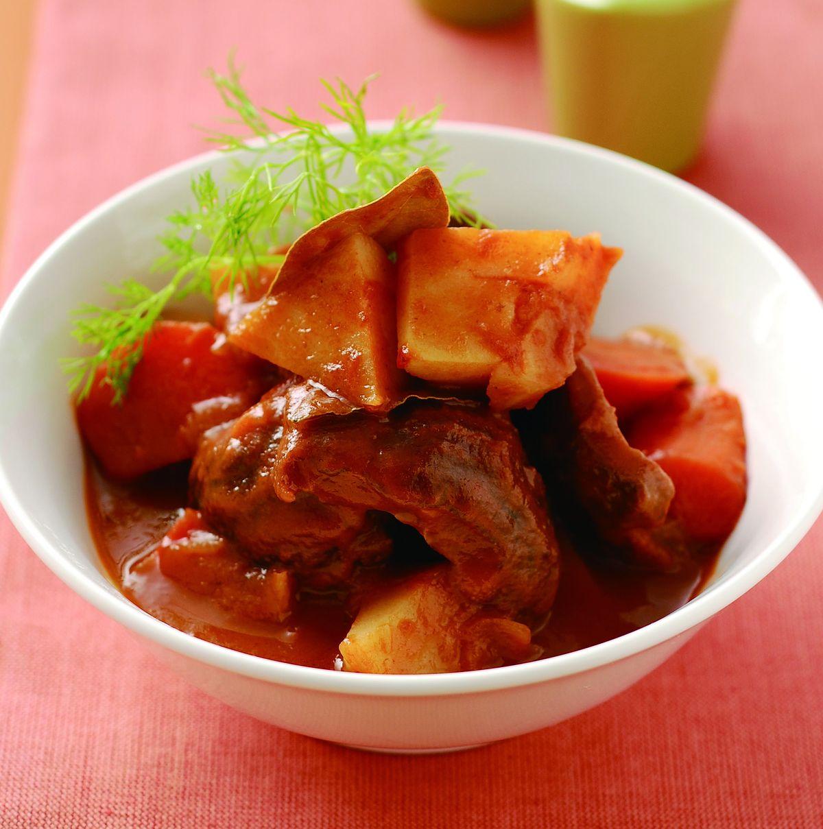 食譜:紅酒燉牛肉(5)