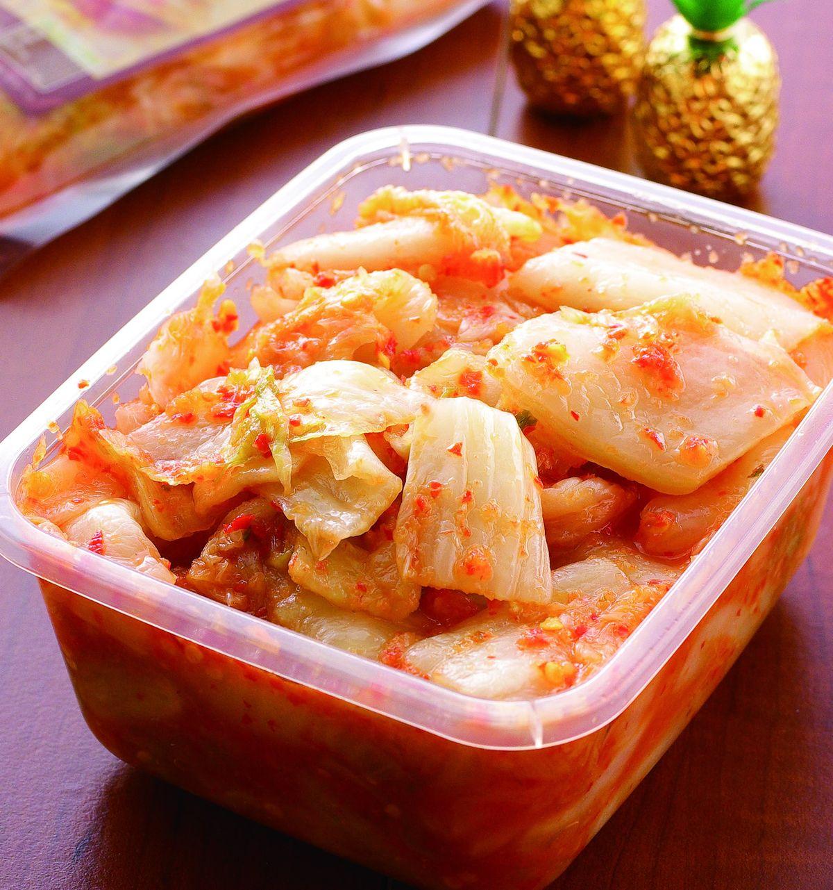 食譜:原味泡菜