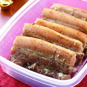 鹹豬肉(3)
