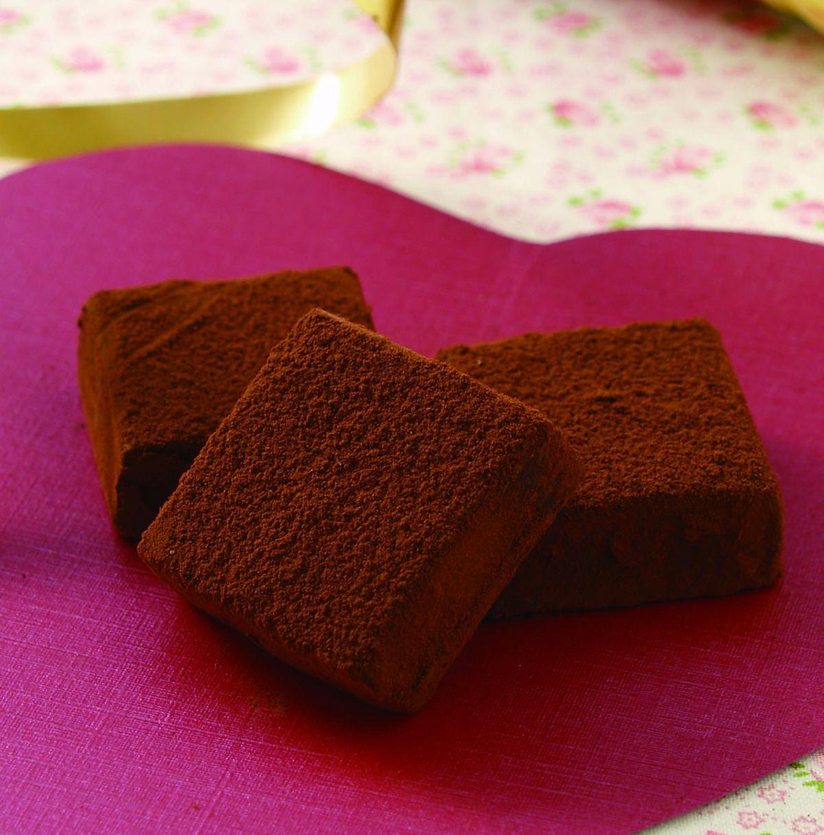 食譜:肉桂生巧克力