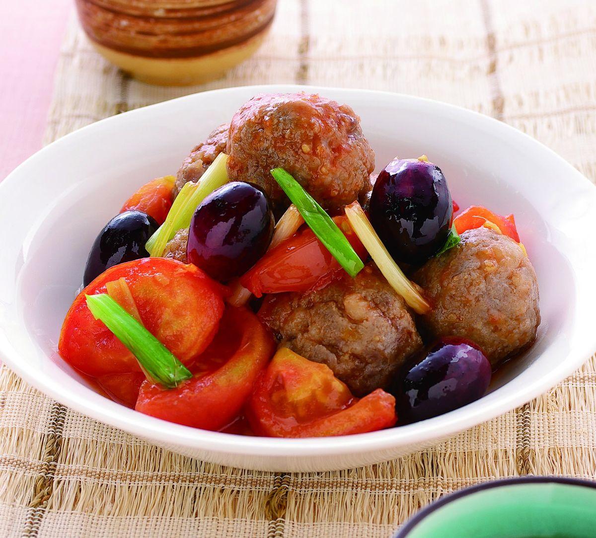 食譜:糖醋肉丸子
