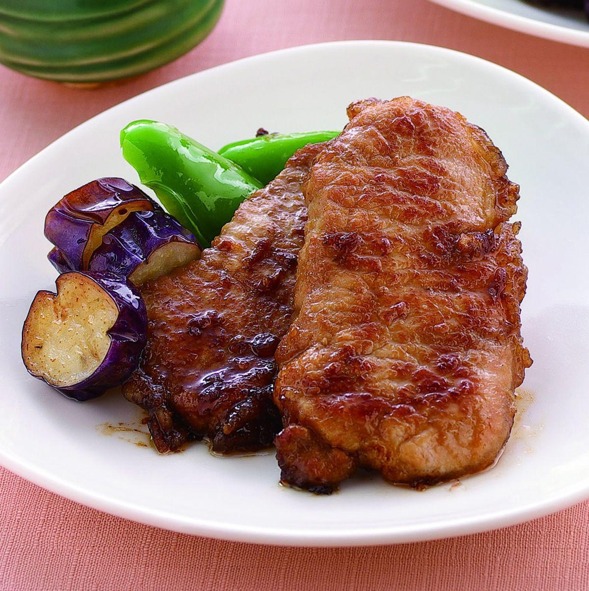 食譜:香燒肉排