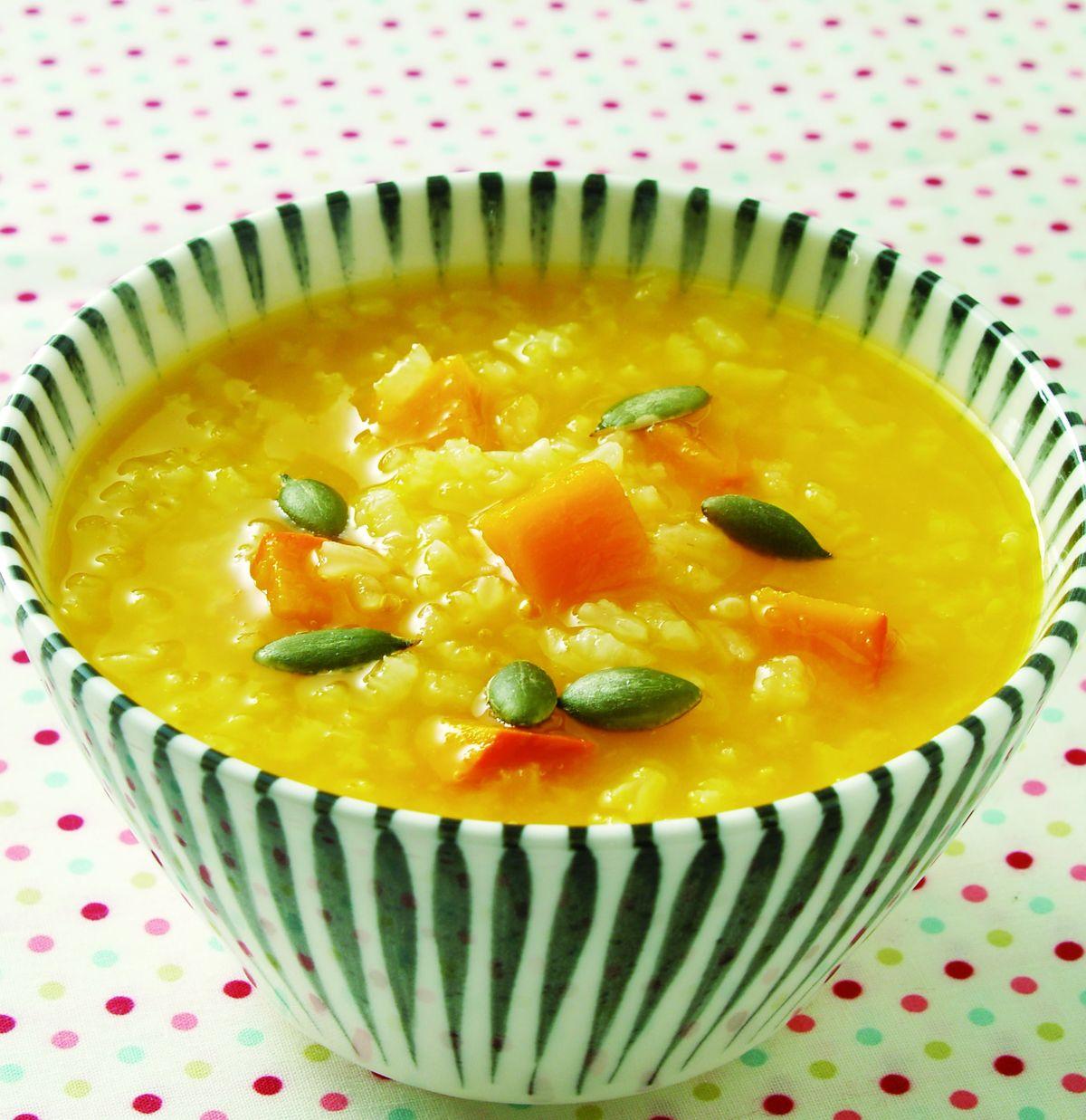 食譜:南瓜甜粥