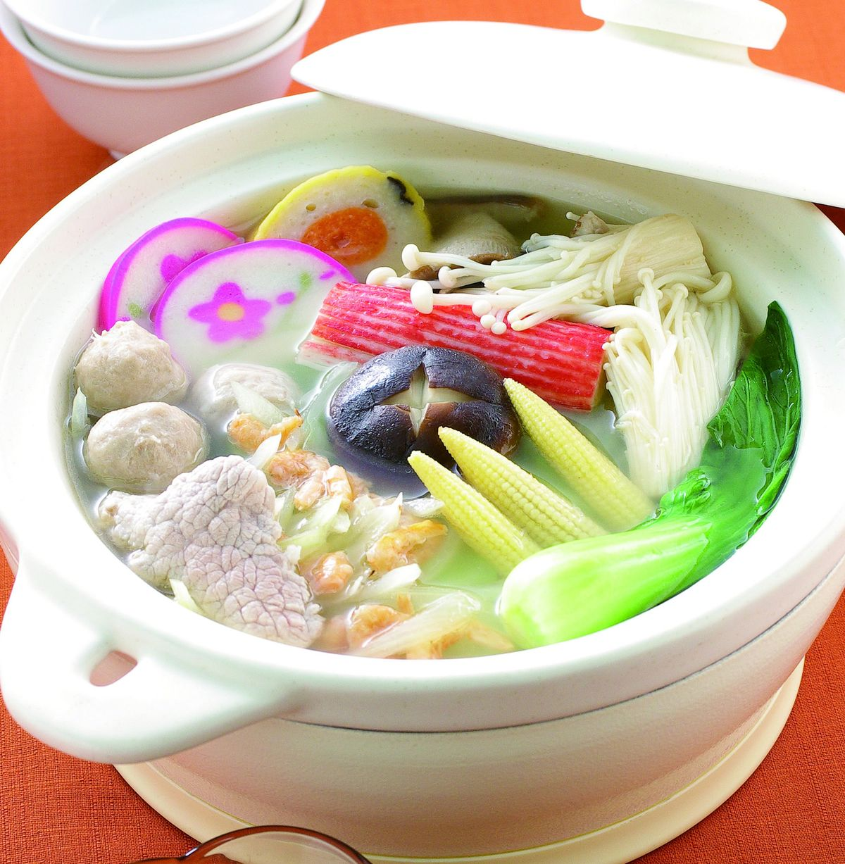 食譜:開陽圍爐鍋