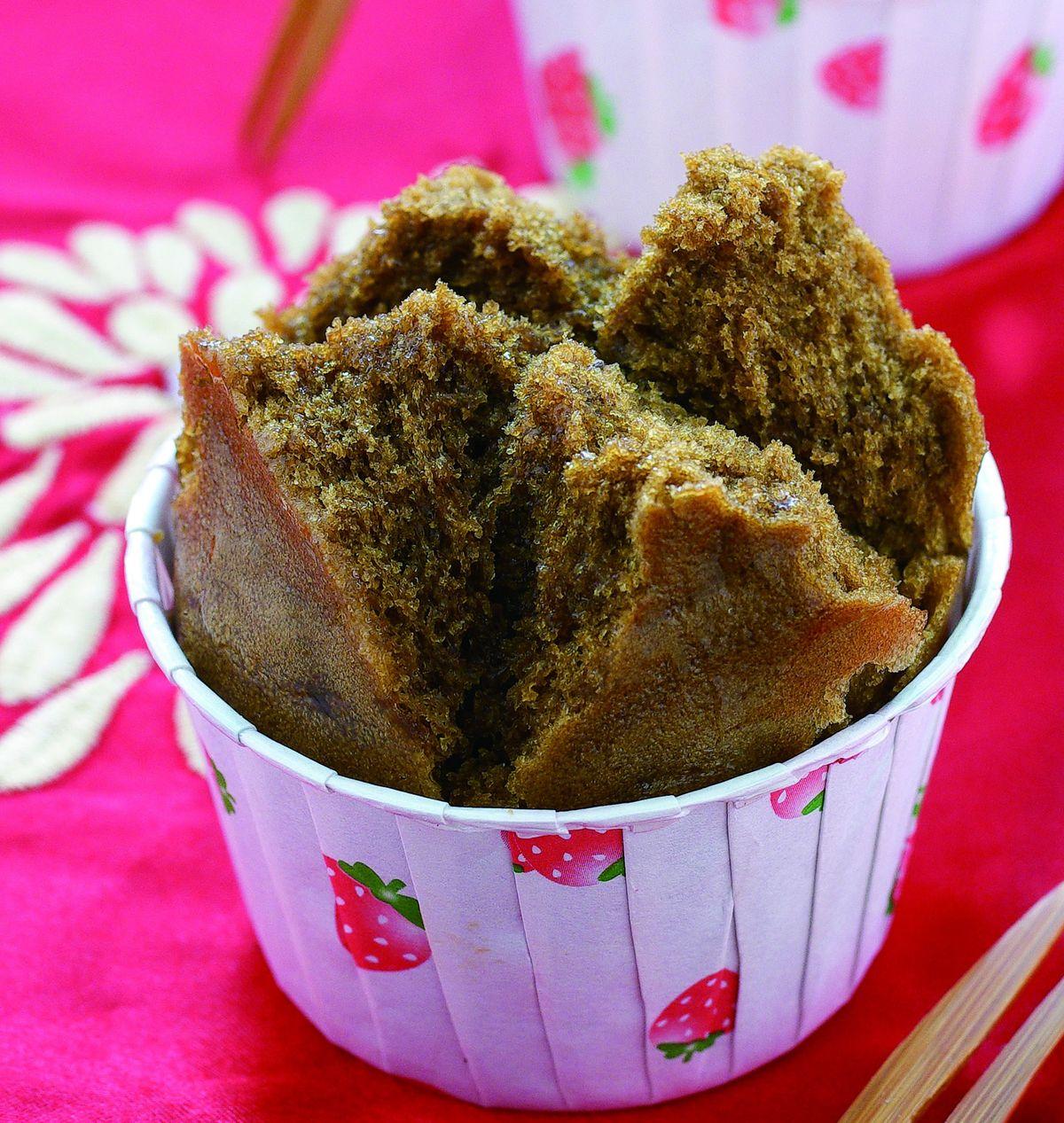 食譜:黑糖發糕(1)