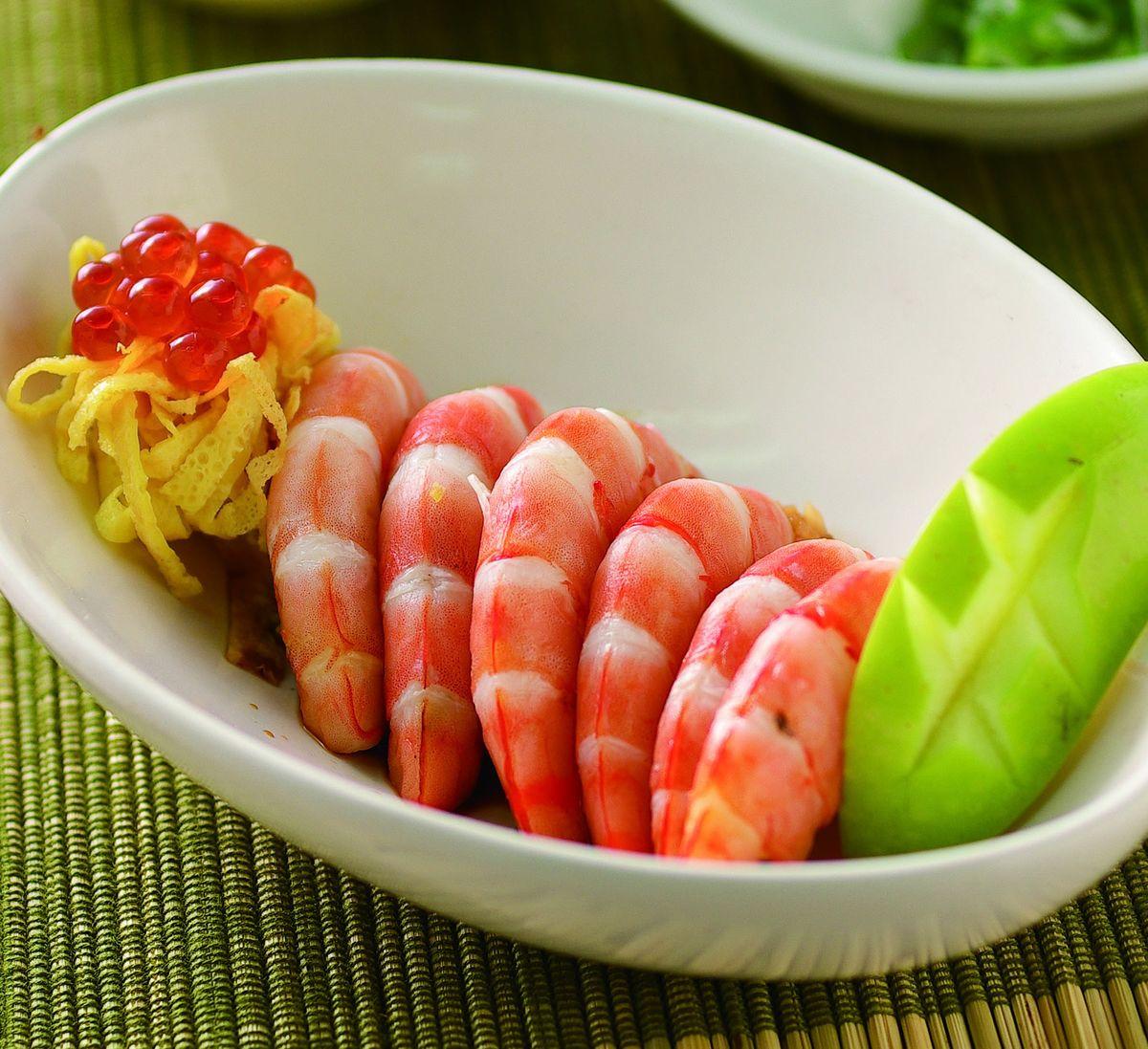 食譜:白川鮮劍蝦