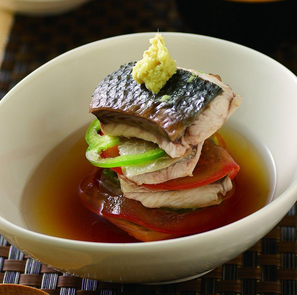 食譜:芥末虱目魚肚