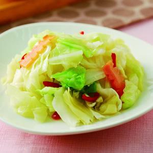 涼拌高麗菜(1)
