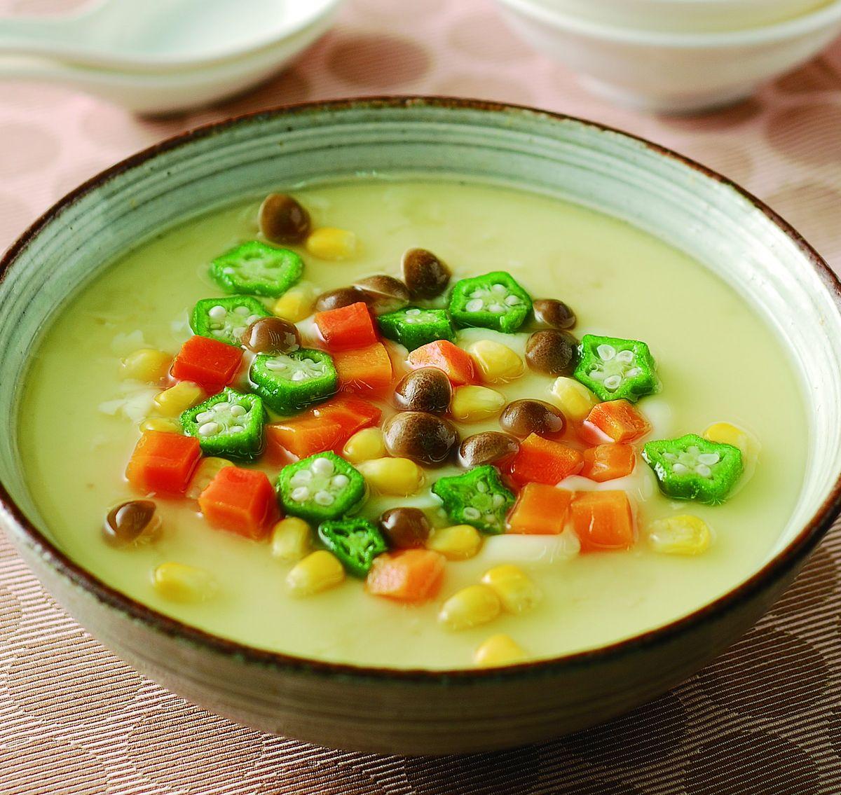 食譜:蔬菜蒸蛋