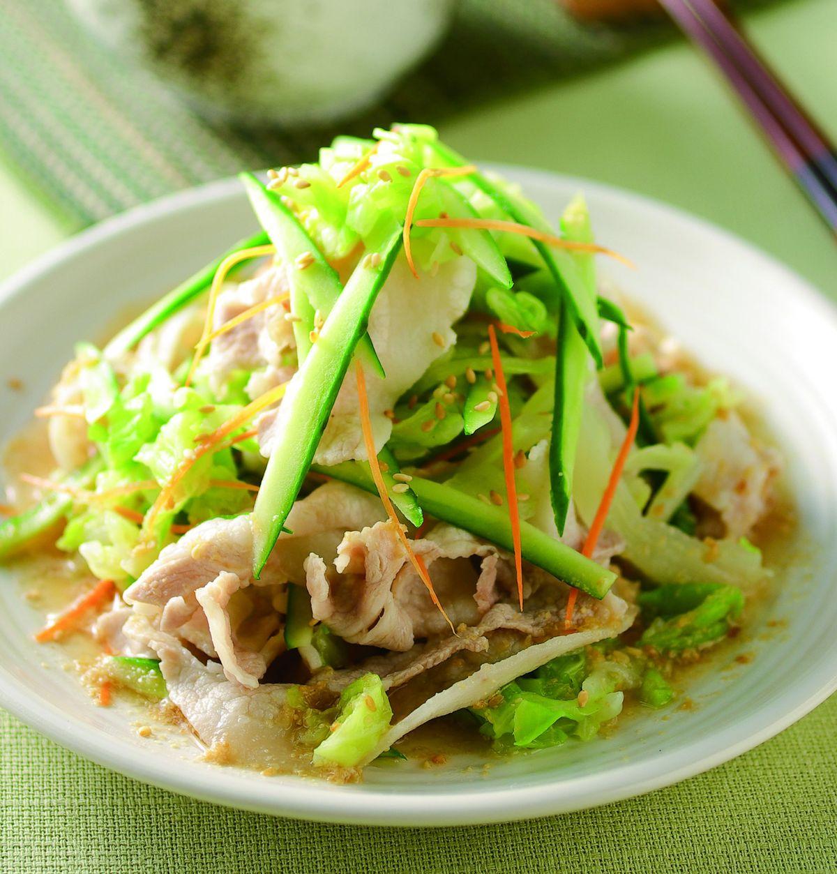 食譜:冷涮涮豬肉