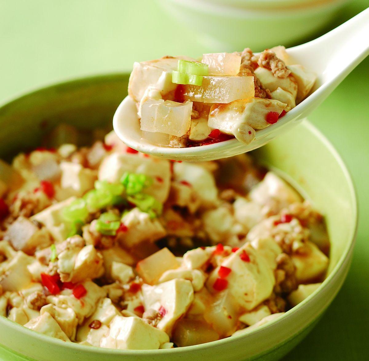 食譜:麻婆豆腐(40)