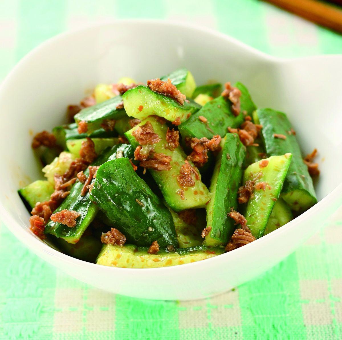 食譜:肉醬小黃瓜