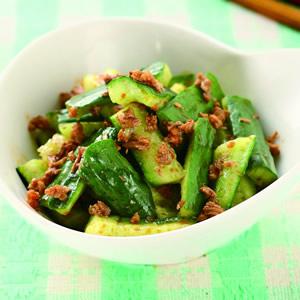 肉醬小黃瓜